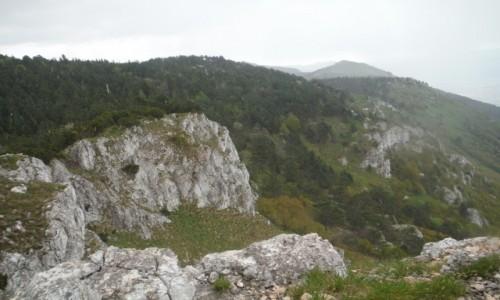 Zdjecie S�OWENIA / Trnovski Gozd / Velki Rob / Ska�a