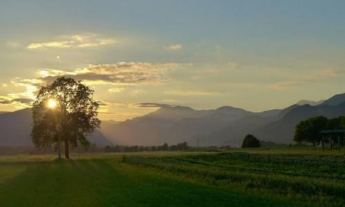SłOWENIA / - / Słowenia / Rowerem przez Europę. 16 dni, 5 krajów, 1500 km. Słoweńskie krajobrazy.