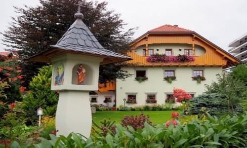 Zdjęcie SłOWENIA / Alpy Julijskie / Bled / spacerkiem przez Bled...