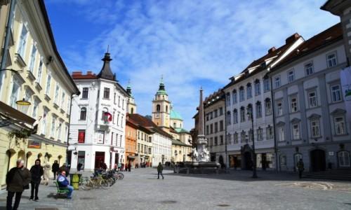 Zdjęcie SłOWENIA /  Ljubljana / Stare miasto / Stare miasto