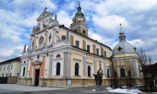 Zdjęcie SłOWENIA / GORENJSKA / Brezje / Słoweńska Jasna Góra