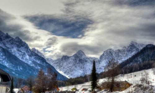 Zdjęcie SłOWENIA / Alpy Julijskie / Kranjska Gora / Alpy Julijskie