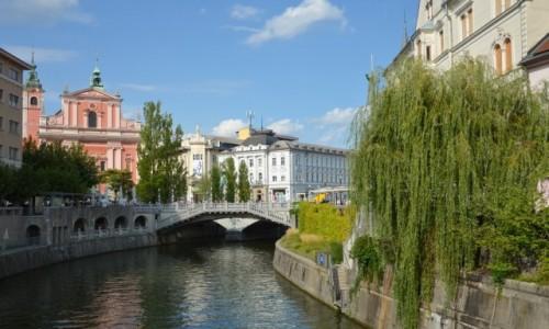 SłOWENIA / - / Lublana / Potrójnie Do Starego Miasta