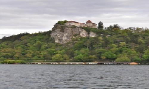 Zdjecie SłOWENIA / Góry / Bled / Bled, zamek