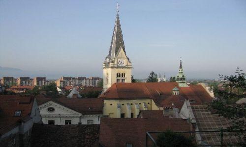 Zdjecie SłOWENIA / brak / Ljubljana / panorama