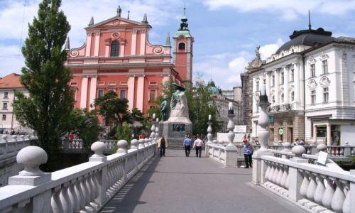 Zdjecie SłOWENIA / Lublana / Slowenia  / Lublana