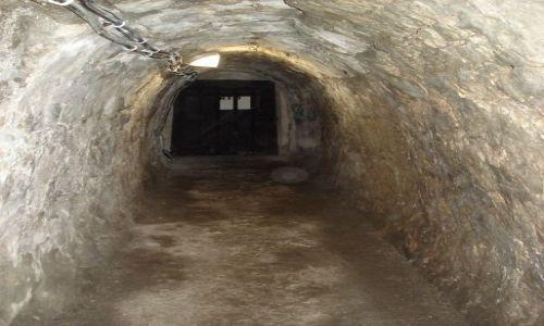 Zdjęcie SłOWENIA / Gorycja / Idrija / Wejście do kopalni