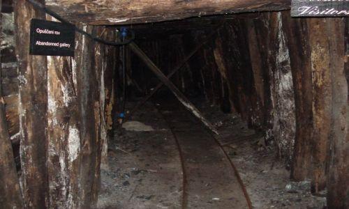 Zdjęcie SłOWENIA / Gorycja / Idrija / W kopalni rtęci