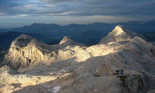 Zdjecie SłOWENIA / Triglavski Narodni Park / widok z Małego Triglavu / Alpy Julijskie