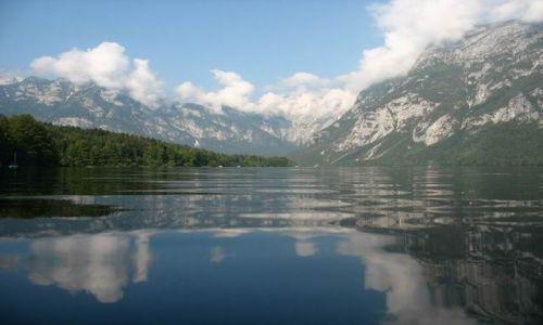Zdjecie SłOWENIA / Triglavski Narodni Park / Bohinjsko Jezero / Alpy Julijskie