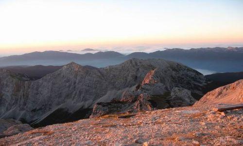 Zdjecie SłOWENIA / Triglavski Narodni Park / Triglavski Dom - wschodu cd / Alpy Julijskie