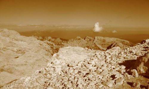 Zdjecie SłOWENIA / Triglavski Narodni Park / chmura II  :) / Alpy Julijskie