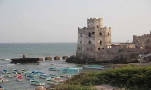 SOMALIA / Afryka / Mogadishu / Kilka zdjec z Mogadishu, stolica Somali