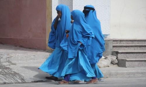 SOMALIA / Afryka / Mogadishu, old city / Kilka zdjec z Mogadishu, stolica Somali