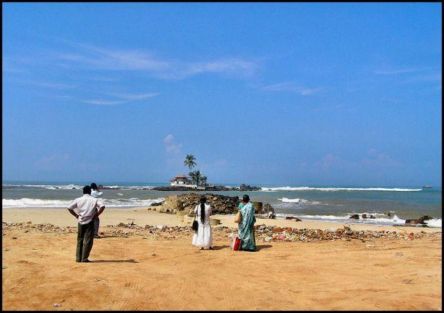 Zdjęcia: Niedaleko Galle, Brzeg Oceanu Indyjskiego, THE DAY AFTER, SRI LANKA