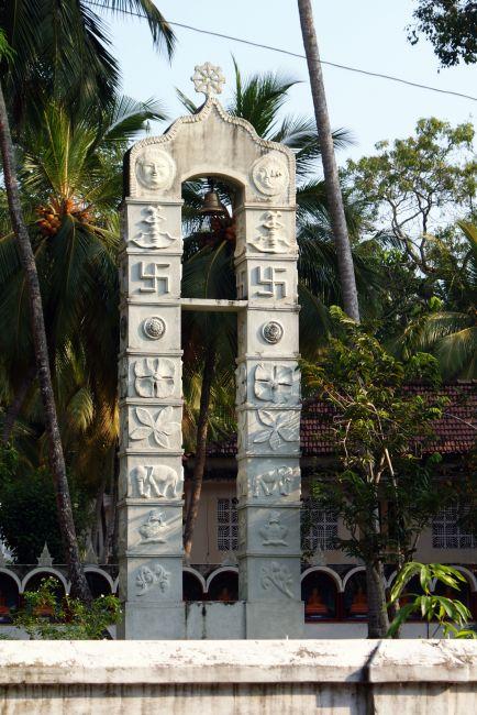 Zdjęcia:  ,  , swastyka - wszechobecny symbol w pierwotnym znaczeniu słowa jako 'przynoszący szczęście, SRI LANKA
