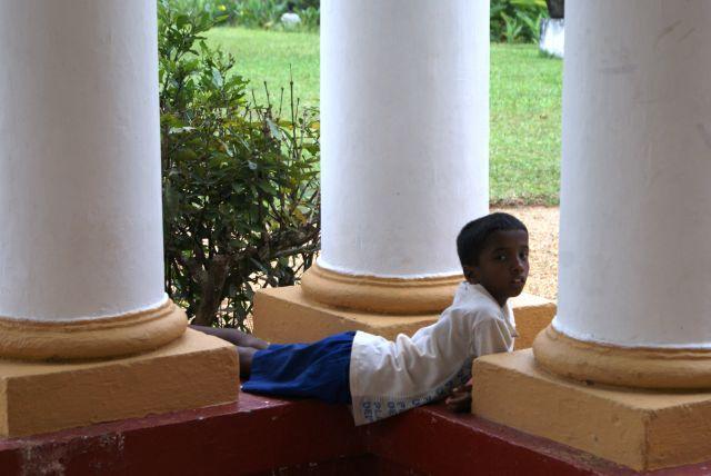 Zdjęcia:  Okolice Kalutary ,  , W domu dziecka, SRI LANKA