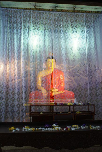 Zdjęcia:  ,  , W świątyni, SRI LANKA