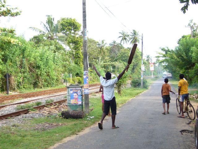 Zdjęcia: ewrywhere, ewrywhere, Narodowa gra Lankijczyków - Krykiet, SRI LANKA