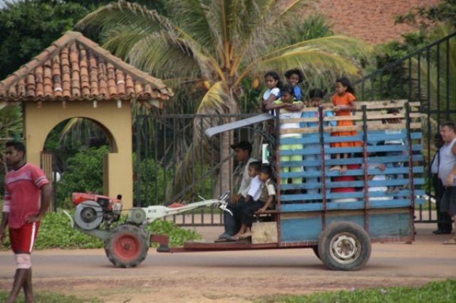 Zdj�cia: Marawila /Negombo, Niedzielny wypad, SRI LANKA