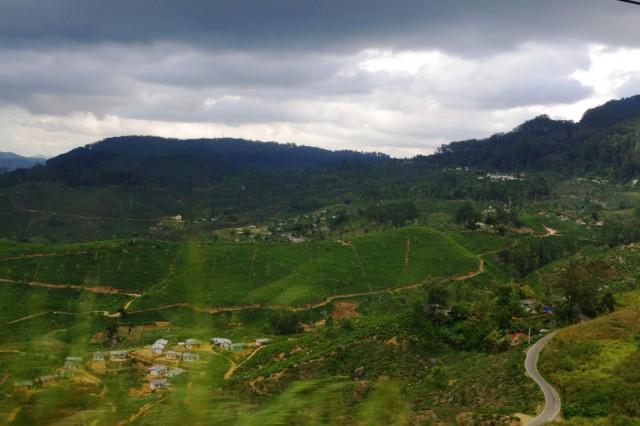 Zdjęcia: azja, azja, z pociągu, SRI LANKA