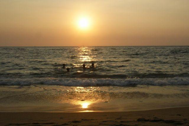 Zdjęcia: Colombo, Widok z tarasu, SRI LANKA