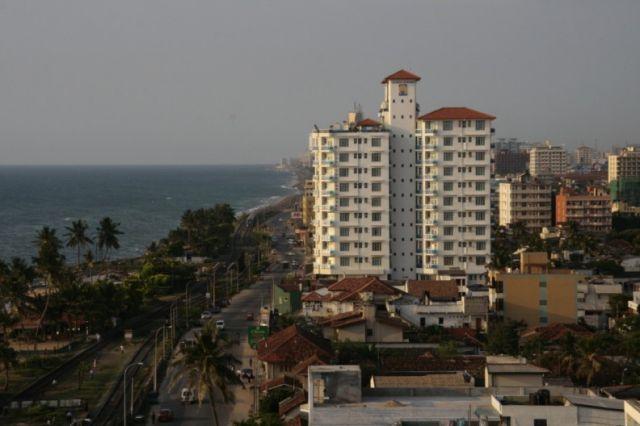 Zdjęcia: Colombo, Panorama miasta, SRI LANKA