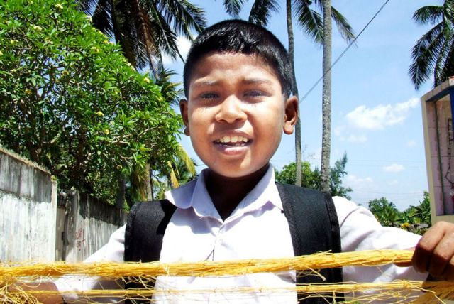 Zdjęcia: -.., chłopiec, SRI LANKA