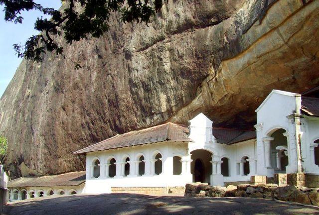 Zdjęcia: świątynia Buddy, SRI LANKA
