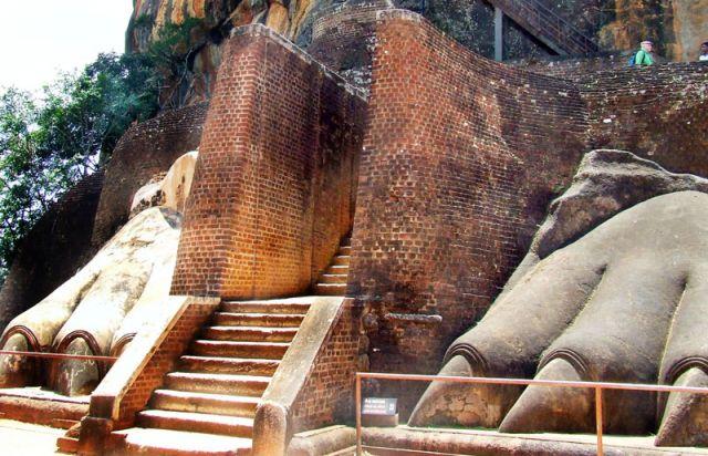 Zdjęcia: Lwia skała, SRI LANKA
