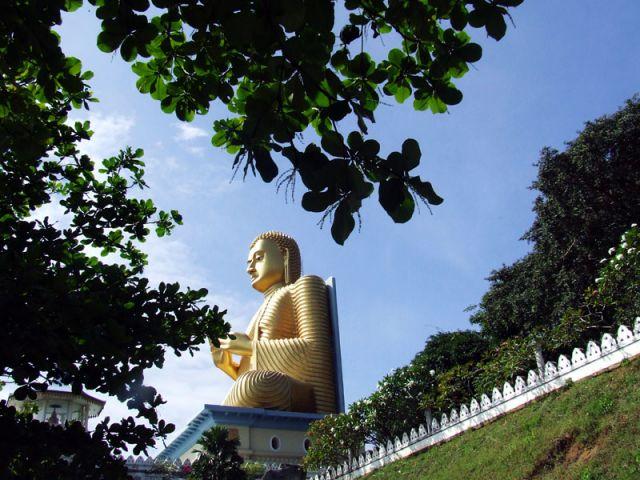Zdjęcia: Budda, SRI LANKA