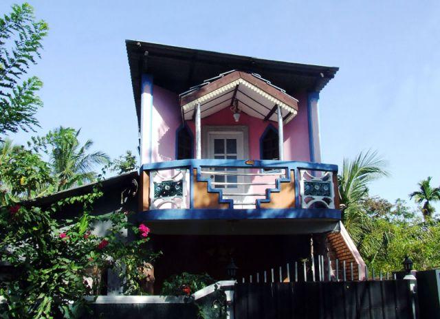 Zdjęcia: domek, SRI LANKA