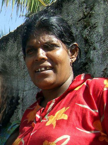 Zdjęcia: Colombo, kobieta, SRI LANKA