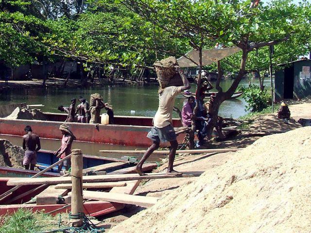 Zdjęcia: Colombo, praca, SRI LANKA