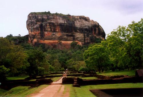 Zdjęcia: sl, Sigiryja, SRI LANKA