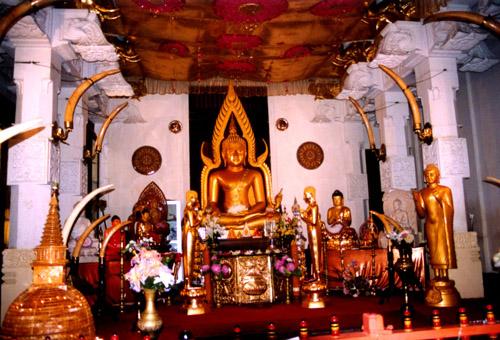 Zdjęcia: sl, Tooth Temple (KANDY), SRI LANKA