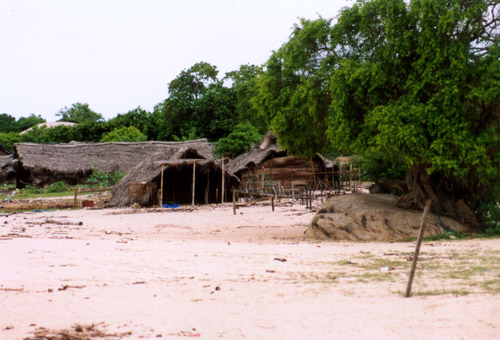 Zdjęcia: sl, Wioska rybacka, SRI LANKA