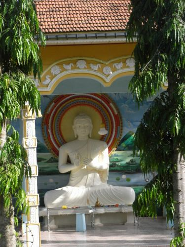 Zdjęcia: Trasa Deniyaya-Matara, Poludnie, Urodziny Buddy, SRI LANKA