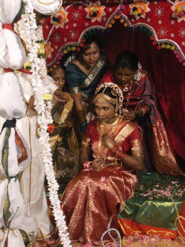 Zdjęcia: Dehiwalla Tempel, Colombo, Hinduskie wesele, SRI LANKA