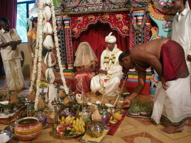 Zdjęcia: Dehiwalla Tempel, Colombo, Wesele hinduskie, SRI LANKA