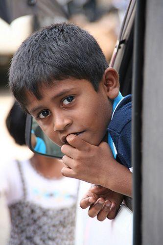 Zdjęcia: Południe Wyspy, Chłopiec, SRI LANKA