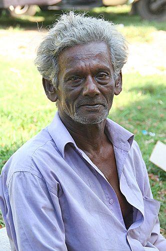 Zdjęcia: Południe Wyspy, Sprzedawca Cynamonu, SRI LANKA
