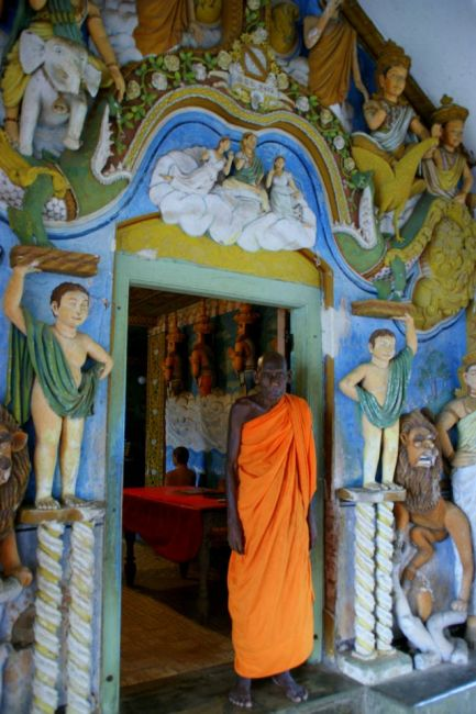 Zdjęcia: Anuradhaoura, Anuradhaoura, U  bram, SRI LANKA