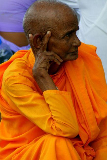 Zdjęcia: Anuradapura, Anuradapura, Słucha, SRI LANKA