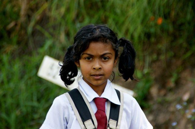 Zdjęcia: Ella, Ellla, Uczeń, SRI LANKA