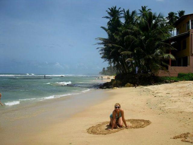 Matara Sri Lanka  city photos gallery : Zdjęcia: Madiha Beach, Matara, Plażyczka, SRI LANKA