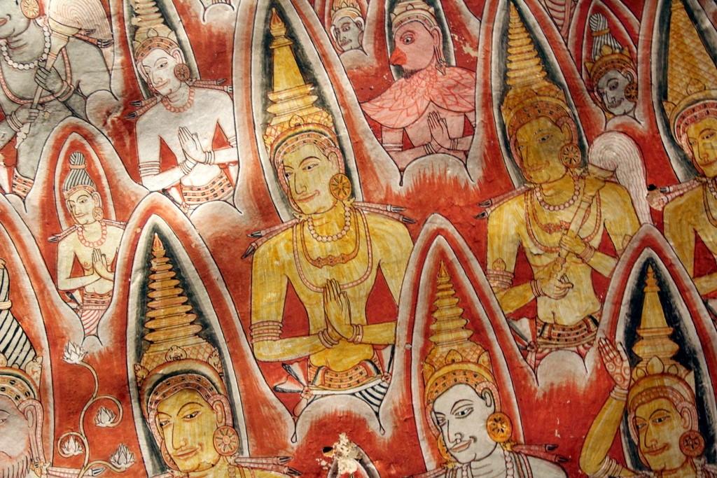 Zdjęcia: Dambula, Dambulla, Świątynie, SRI LANKA