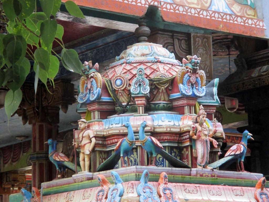 Zdjęcia: Munnemsveram Kovil, Chilaw, Mity zaklęte w kamieniu, SRI LANKA