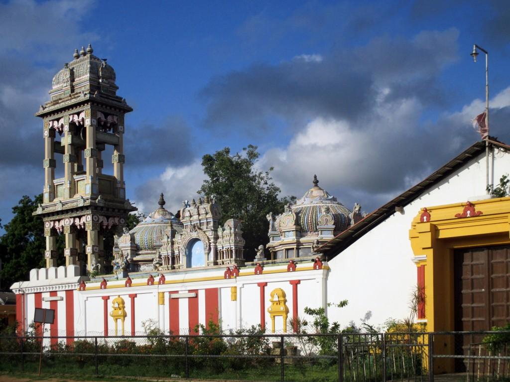 Zdjęcia: Munnemsveram Kovil, Chilaw, O świcie, SRI LANKA