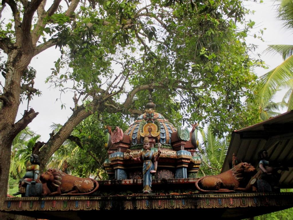 Zdjęcia: Munnemsveram Kovil, Chilaw, W objęciach Kali, SRI LANKA